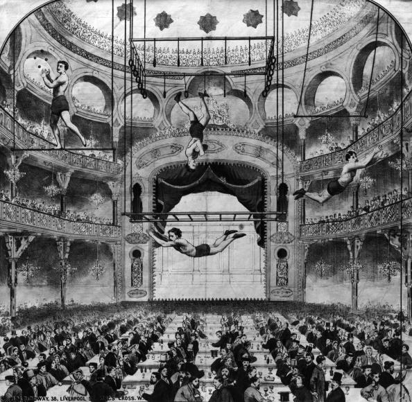 Vaudeville「Music Hall Acrobats」:写真・画像(9)[壁紙.com]
