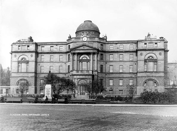 Glasgow - Scotland「Glasgow Hospital」:写真・画像(1)[壁紙.com]