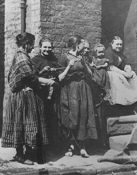 Slum「Street Knitters」:写真・画像(3)[壁紙.com]