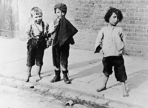 19th Century「Slum Children」:写真・画像(14)[壁紙.com]