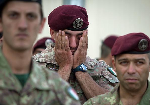 Kabul「AFG: Italian Military Mourns Soilders Killed In Car Bombing」:写真・画像(3)[壁紙.com]