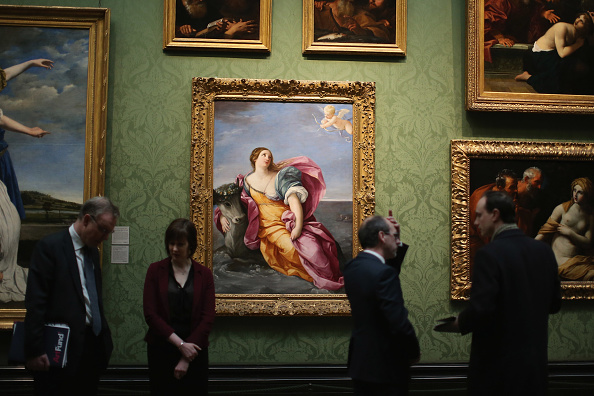 Baroque Style「The Art Fund Unveil A Major Collection Of Italian Baroque Art Which Has Been Donated To Six UK Museums And Galleries」:写真・画像(15)[壁紙.com]