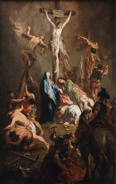Crucifix「The Crucifixion」:写真・画像(1)[壁紙.com]