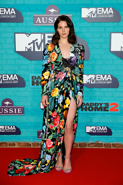 MTVヨーロッパ音楽賞「MTV EMAs 2017 - Red Carpet Arrivals」:写真・画像(6)[壁紙.com]