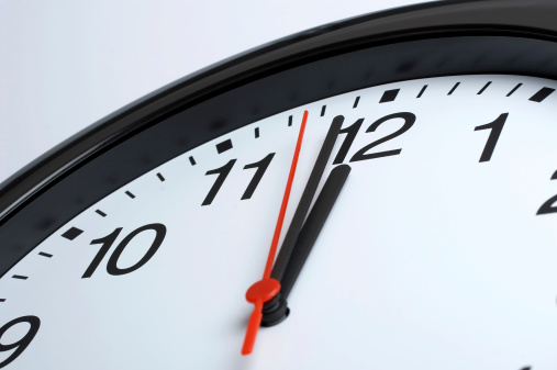 Midday「Clock」:スマホ壁紙(9)