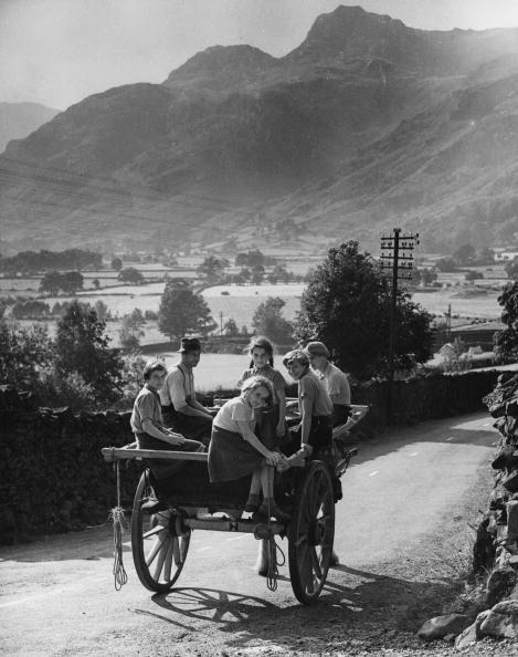 Country Road「Haymaking Helpers」:写真・画像(18)[壁紙.com]