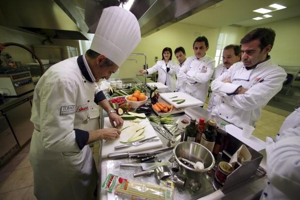 Workshop「Italian Chefs Hold Master Classes In Local Cuisine」:写真・画像(16)[壁紙.com]