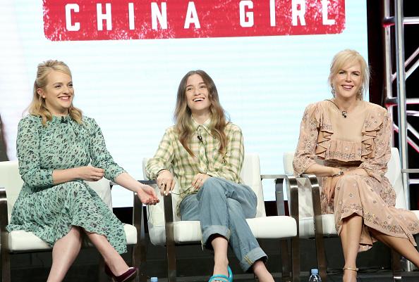 ニコール・キッドマン「AMC and SundanceTV present LIAR, Top of the Lake: China Girl, Cold Blooded: The Clutter Family Murders, and AMC Visionaries」:写真・画像(12)[壁紙.com]