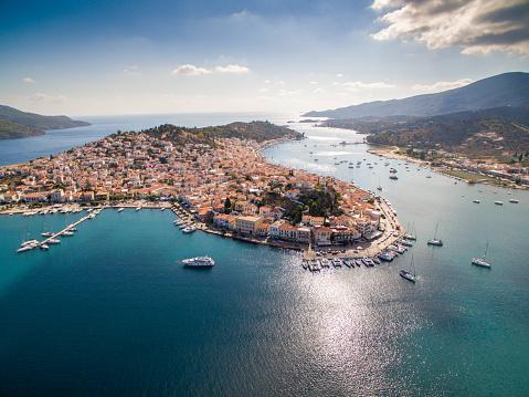 Aegean Sea「Port Piraeus in Athens」:スマホ壁紙(19)