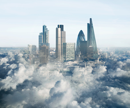 122 Leadenhall Street「London in the clouds.」:スマホ壁紙(0)