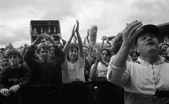 Enjoyment「Fans at the Feile Festival 1992」:写真・画像(14)[壁紙.com]
