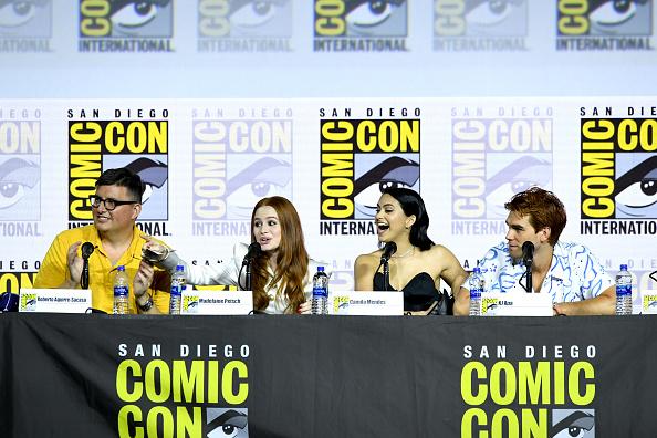 "San Diego Comic-Con「2019 Comic-Con International - ""Riverdale"" Special Video Presentation And Q&A」:写真・画像(13)[壁紙.com]"