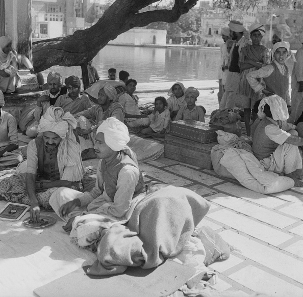 India「Refugees At The Golden Temple」:写真・画像(3)[壁紙.com]