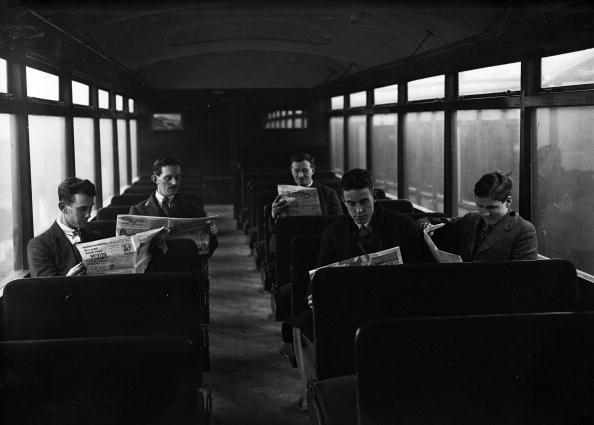 Railroad Car「Drumm Battery Train」:写真・画像(11)[壁紙.com]