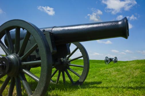 Battle「Cannon at Vicksburg National Military Park」:スマホ壁紙(19)