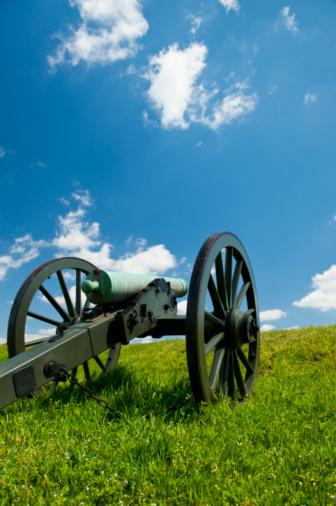 Battle「Cannon at Vicksburg National Military Park」:スマホ壁紙(5)