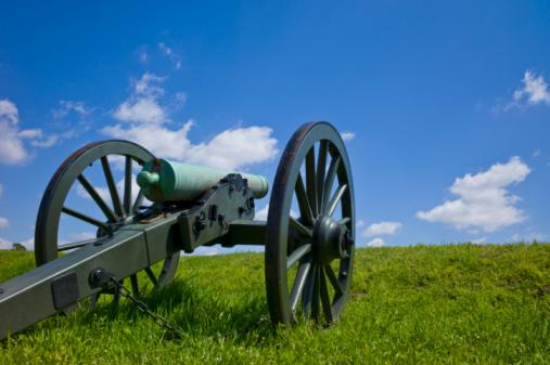Battle「Cannon at Vicksburg National Military Park」:スマホ壁紙(12)