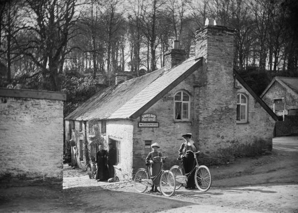 Land「Simonsbath Post Office Exmoor」:写真・画像(16)[壁紙.com]