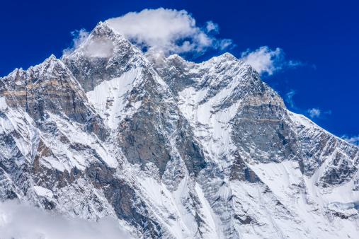 Khumbu「South face of Lhotse in Everest National Park」:スマホ壁紙(10)