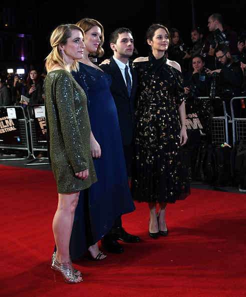 Christian Dior Shoe「'It's Only The End Of The World' - BFI Flare Special Presentation - 60th BFI London Film Festival」:写真・画像(12)[壁紙.com]