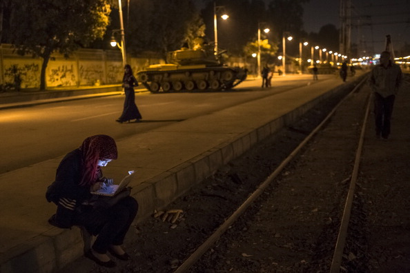 Wireless Technology「Egypt Divided After First Round Referendum Vote」:写真・画像(11)[壁紙.com]