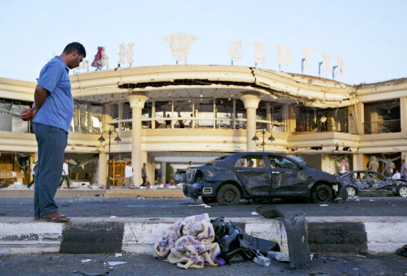 Ruined「Three Bombs Kill At Least 83 In Egyptian Resort Of Sharm El-Sheikh」:写真・画像(7)[壁紙.com]