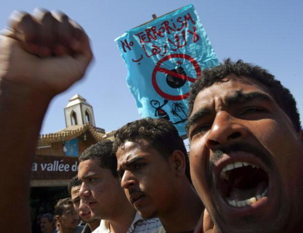 Dozen「Triple Bombings Kill 23 In Red Sea Resort」:写真・画像(7)[壁紙.com]