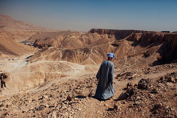 Valley「Egyptian Tourist Destinations Struggle After Months Of Civil Unrest」:写真・画像(0)[壁紙.com]