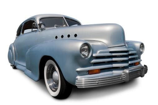 Hot Rod Car「Late 1940's Automobile」:スマホ壁紙(10)