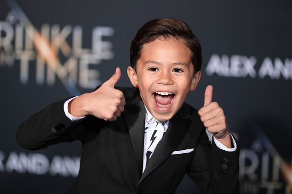 """A Wrinkle in Time「Premiere Of Disney's """"A Wrinkle In Time"""" - Arrivals」:写真・画像(6)[壁紙.com]"""