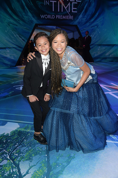 "A Wrinkle in Time「Premiere Of Disney's ""A Wrinkle In Time"" - Red Carpet」:写真・画像(1)[壁紙.com]"
