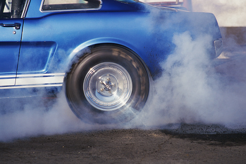 Smoke - Physical Structure「Car Drag Racing」:スマホ壁紙(19)