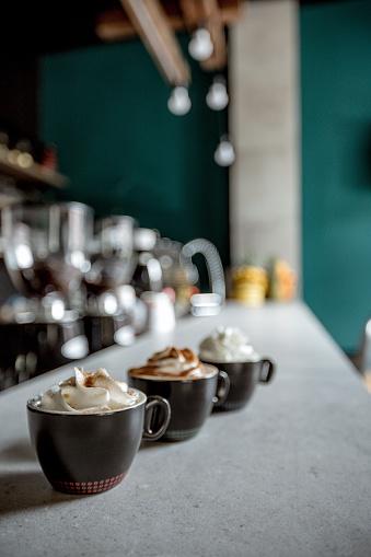 Coffee Break「Mocha at the industrial coffee shop」:スマホ壁紙(18)