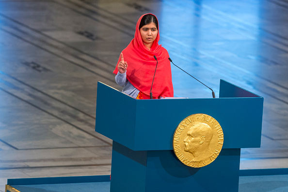式典「Nobel Peace Prize Award Ceremony, Oslo」:写真・画像(5)[壁紙.com]