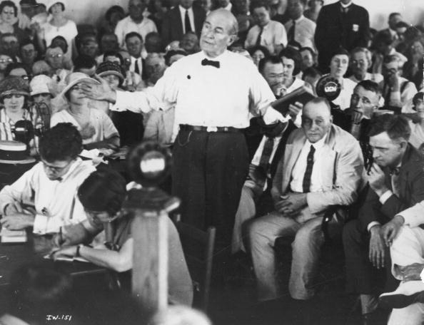 Tennessee「William Jennings Bryan At Scopes Trial」:写真・画像(18)[壁紙.com]