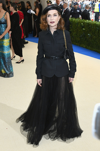 "Tulle Netting「""Rei Kawakubo/Comme des Garcons: Art Of The In-Between"" Costume Institute Gala - Arrivals」:写真・画像(19)[壁紙.com]"