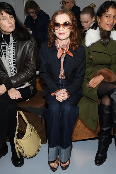 Womenswear「Chloe : Front Row - Paris Fashion Week Womenswear Fall/Winter 2020/2021」:写真・画像(16)[壁紙.com]