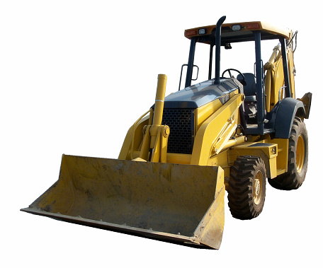 Earth Mover「Big Yellow Shovel」:スマホ壁紙(14)