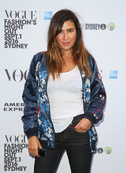 Jodhi Meares「Vogue American Express Fashion's Night Out - Sydney」:写真・画像(4)[壁紙.com]