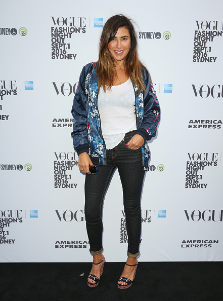 Jodhi Meares「Vogue American Express Fashion's Night Out - Sydney」:写真・画像(11)[壁紙.com]