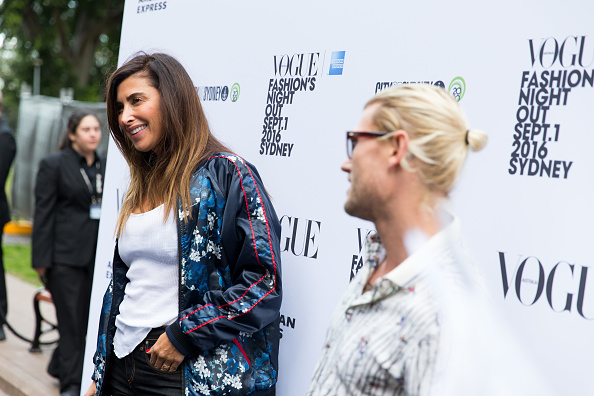 Jodhi Meares「Vogue American Express Fashion's Night Out - Sydney」:写真・画像(2)[壁紙.com]