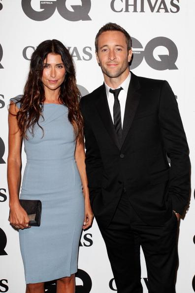 アレックス オローリン「GQ Australia Men Of The Year Awards 2011」:写真・画像(12)[壁紙.com]