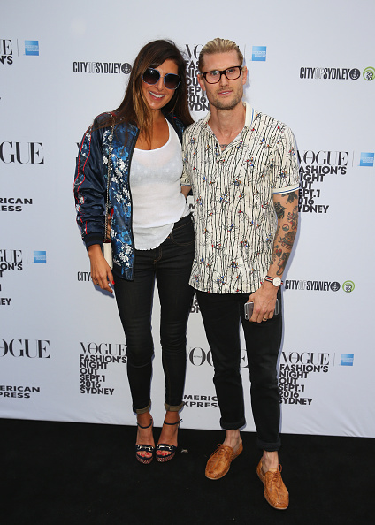 Jodhi Meares「Vogue American Express Fashion's Night Out - Sydney」:写真・画像(3)[壁紙.com]