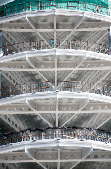 Full Frame「1 Aldgate , EC3 construction phase, London, UK」:写真・画像(5)[壁紙.com]