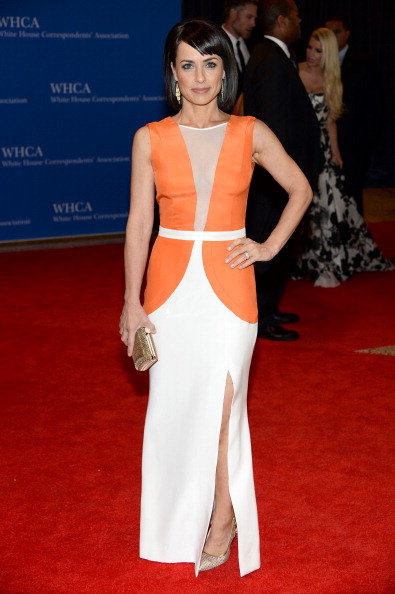 Silver Shoe「100th Annual White House Correspondents' Association Dinner - Arrivals」:写真・画像(3)[壁紙.com]