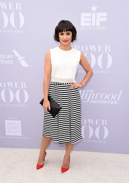 縞模様「The Hollywood Reporter's Annual Women In Entertainment Breakfast」:写真・画像(10)[壁紙.com]