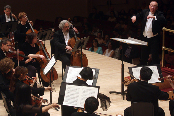 Classical Music「Nicholas McGegan」:写真・画像(15)[壁紙.com]