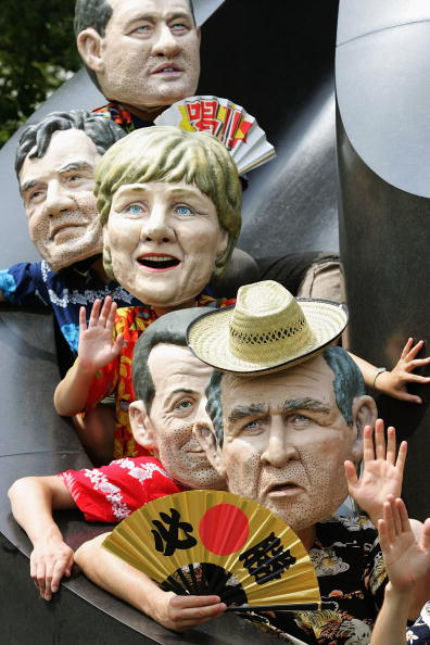 Oxfam「G8 Opponents Continue Protests」:写真・画像(12)[壁紙.com]