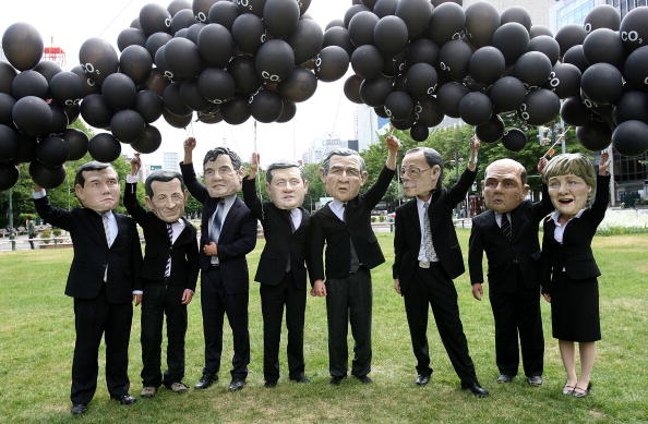 Oxfam「G8 Opponents Continue Protests」:写真・画像(14)[壁紙.com]