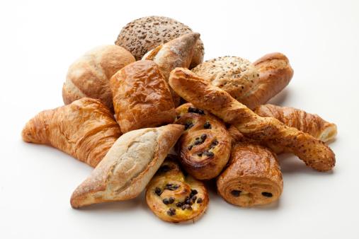 Bun - Bread「panini, croissants, Danish, pain au chocola, whole wheat buns XXXL」:スマホ壁紙(6)